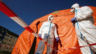 Koronawirus. Mamy nowy rekord zakażeń w Radomiu i regionie. Zmarło sześć osób (zdjęcie ilustracyjne)