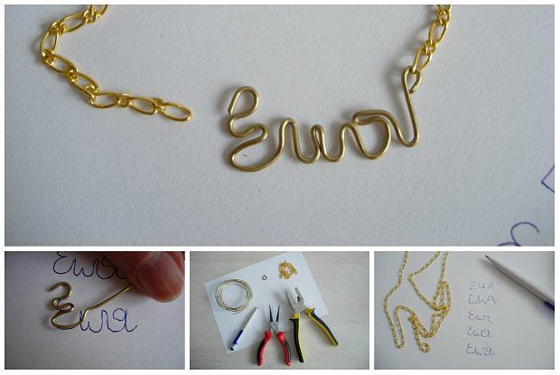DIY: bransoletka z imieniem, czyli idealny prezent dla kogoś bliskiego