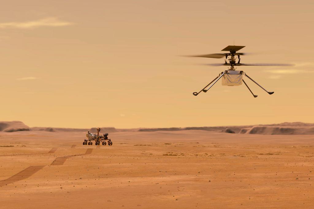 Ingenuity - Mars 2020