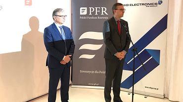 Polski Fundusz Rozwoju inwestuje w WB Electronics
