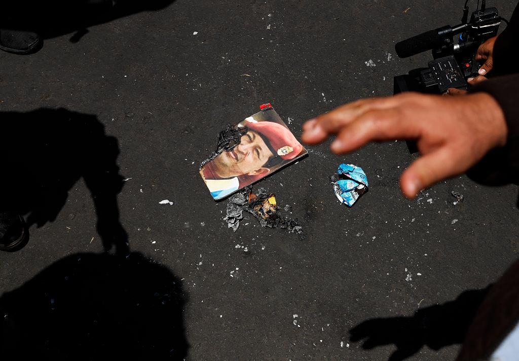 30.04.2019, zamieszki w Wenezueli