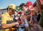 F1. Zak Brown: Carlos Sainz mógłby być atrakcyjną opcją dla McLarena