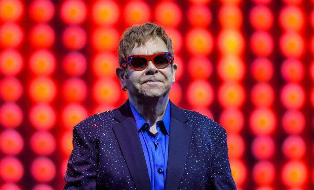 .Koncert Eltona Johna w sopockiej Operze Lesnej