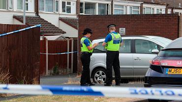 Brytyjska policja (zdjęcie ilustracyjne)