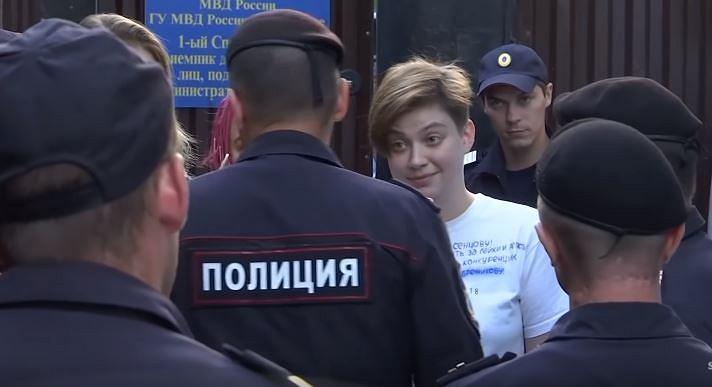Pussy Riot zostały ponownie zatrzymane po wyjściu z więzienia po 15 dniach.