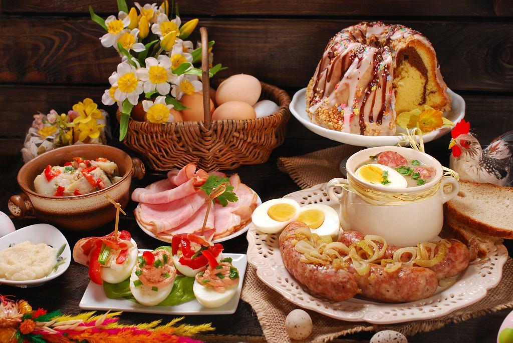 Przekąski na Wielkanoc