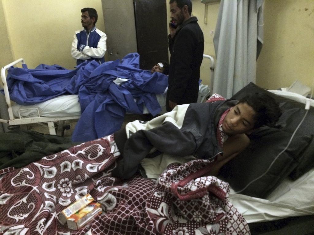 Egipt. Ranni w zamachu są w szpitalach