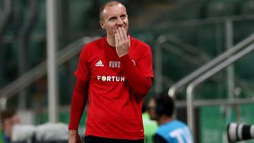 Aleksandar Vuković, nowy trener Legii Warszawa