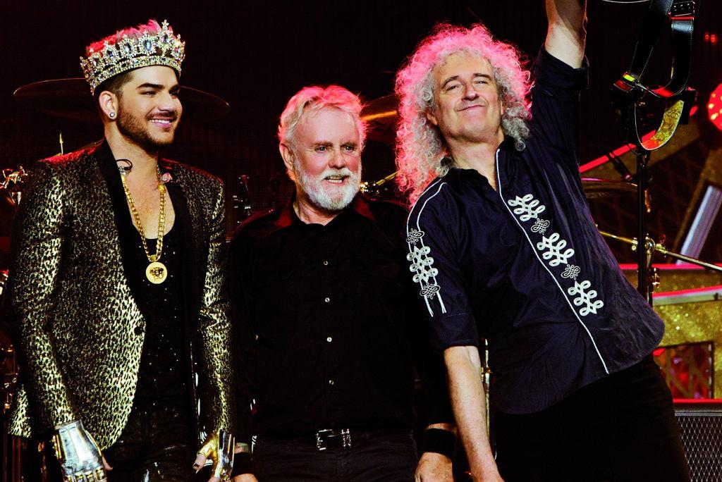 Queen i Adam Lambert
