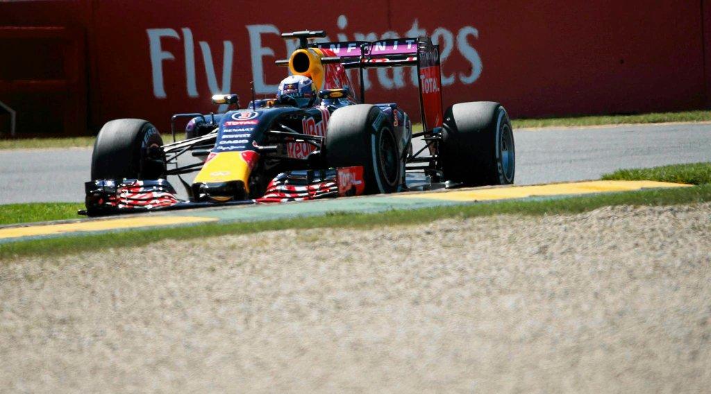 Grand Prix Australii. Daniel Ricciardo