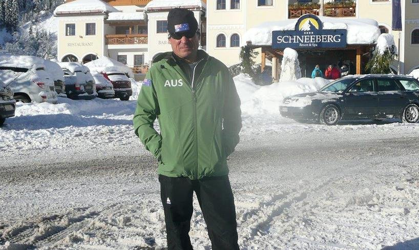 Nick Almoukov, trener biathlonowej reprezentacji Australii