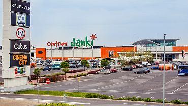 """Centrum handlowe """"Janki"""" pod Warszawą"""