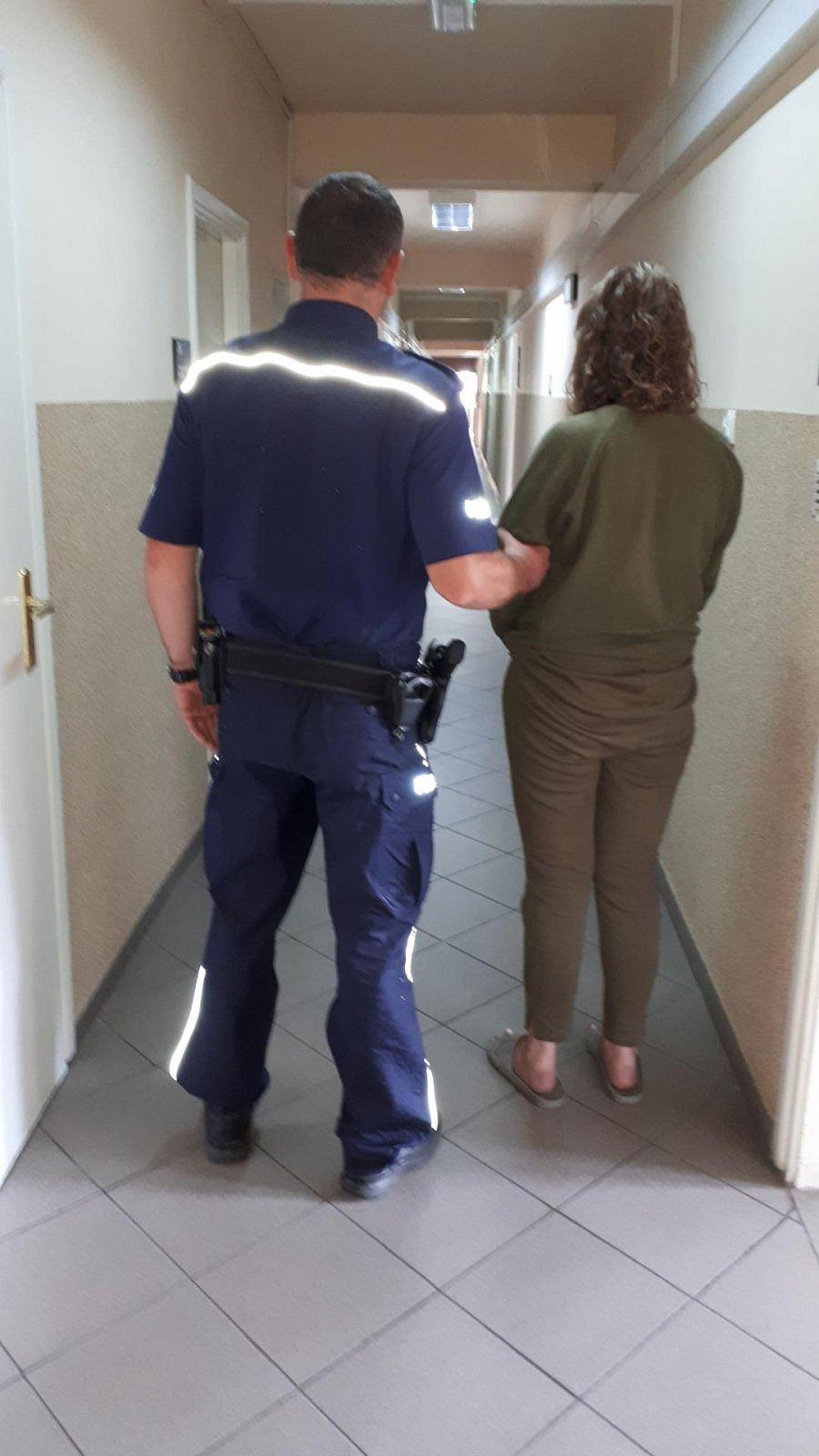 47-latka została zatrzymana za zabójstwo mężą