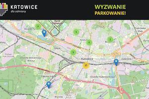 Katowice stworzyły mapę nieprawidłowego parkowania. Można zgłaszać najgorsze miejsca