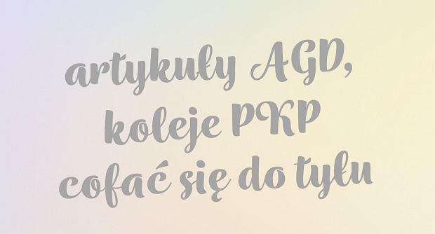 """""""Artykuły AGD"""" czy """"sprzęt AGD"""". Dlaczego nam się myli?"""
