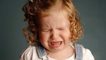 Powody, z których płaczą dzieci