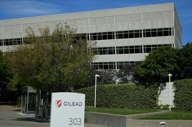 Siedziba Gilead Sciences
