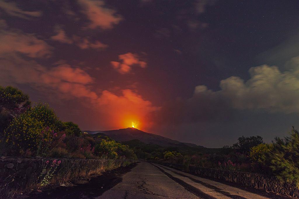 Wulkan Etna - Sycylia