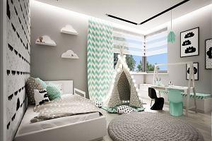 Najpiękniejsze dodatki i meble do pokoju dziecka