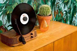 Sprzęt audio w stylu retro