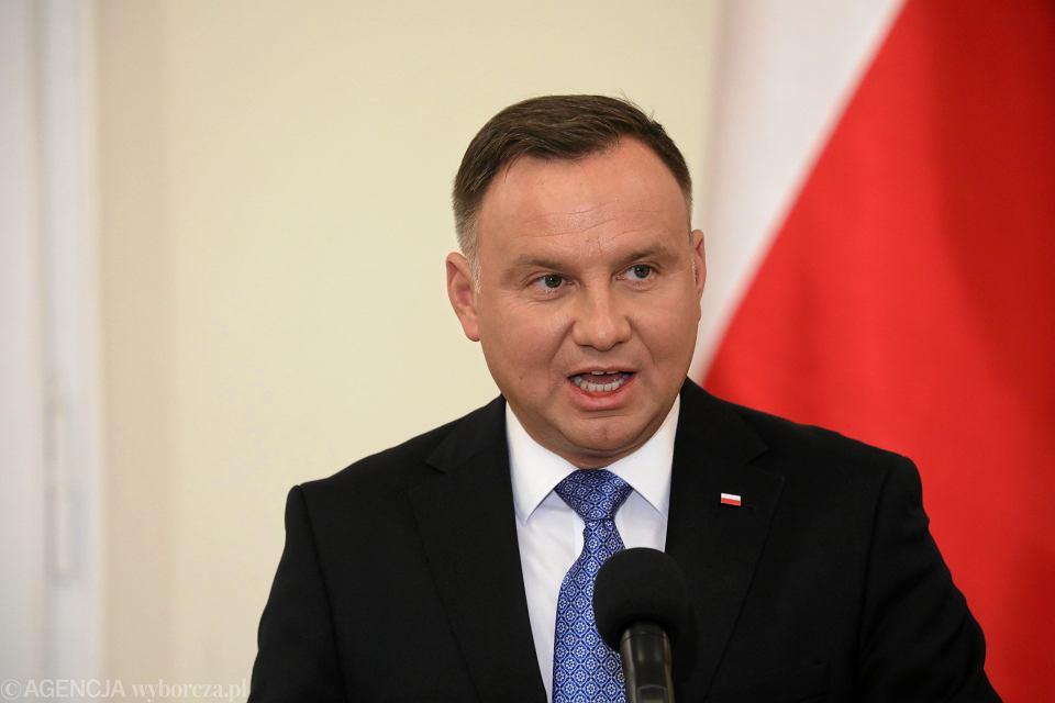 %Wizyta prezydent Slowacji w Warszawie