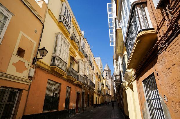 Kadyks, Hiszpania