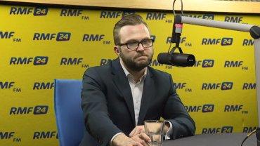 Konrad Lassota w RMF FM
