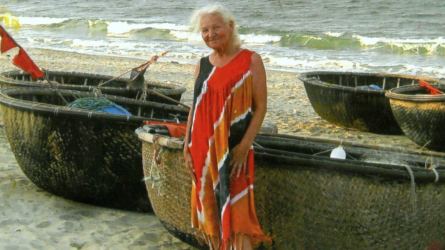 Pani Teresa w Hanoi