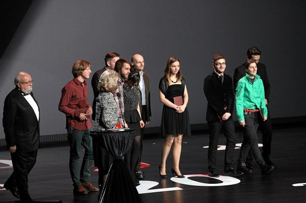 15.01.2013 Warszawa . Gala wreczenia PASZPORTOW POLITYKI 2012 w Teatrze Wielkim .// .  Fot . Krzysztof Miller / Agencja Gazeta
