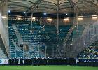 Ekstraklasa. Stadion Arki jednak otwarty. Ale nie dla wszystkich