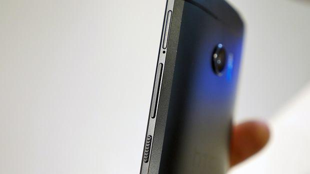 HTC 10 - przyciski sterujące