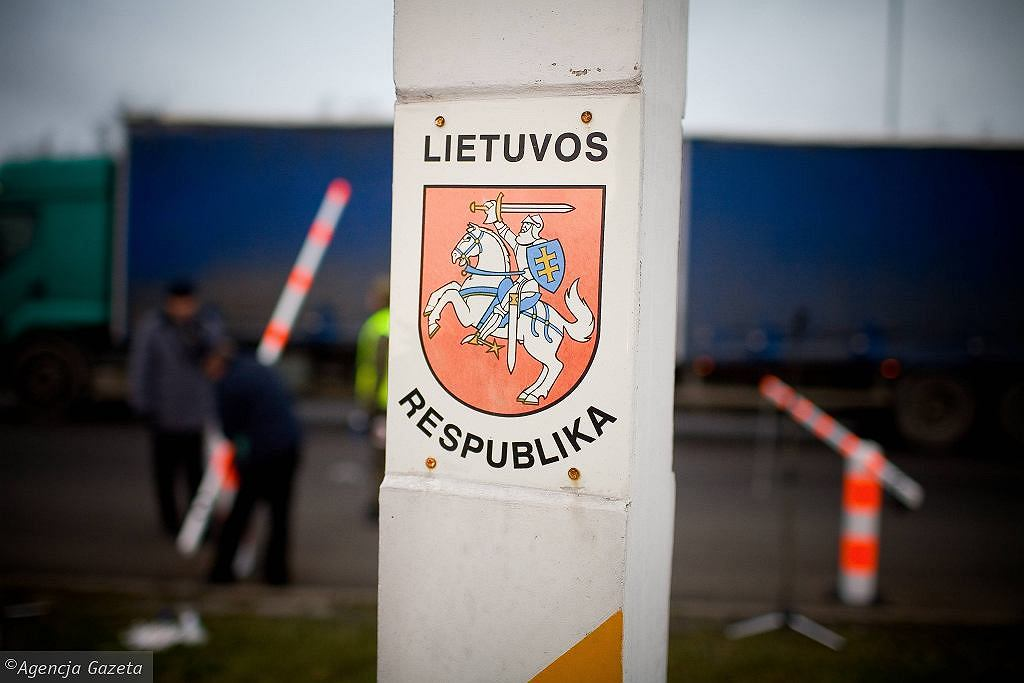 Granica Litwy, zdjęcie