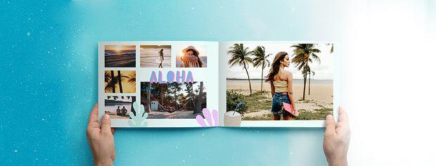 Wiele osób wywołuje fotoksiążki po powrocie z każdego urlopu