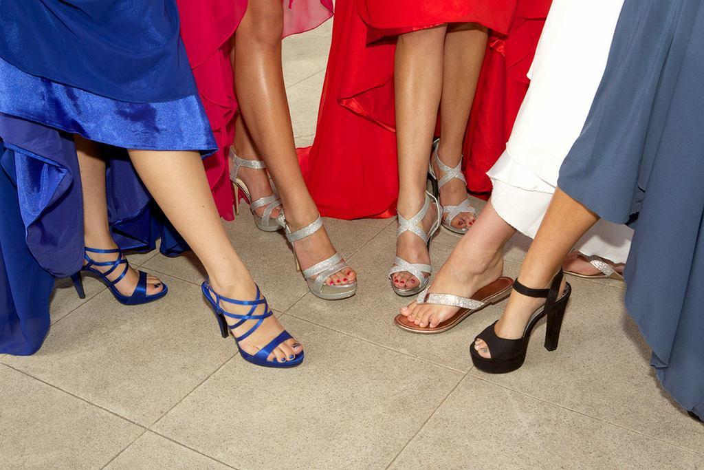 Buty na bal muszą być przede wszystkim wygodne