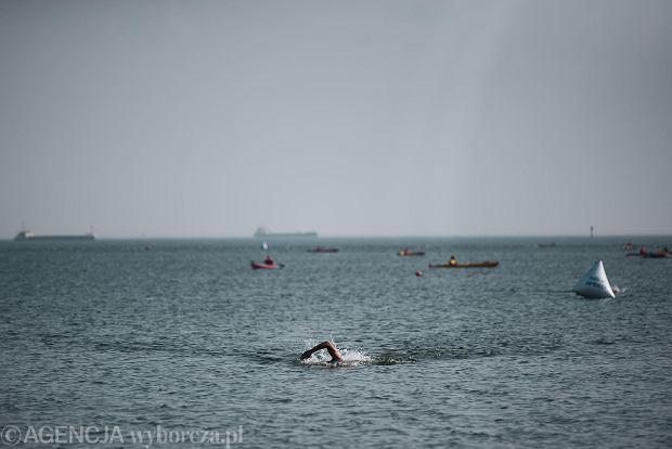 Zdjęcie numer 29 w galerii - Brytyjczyk James Teagle i Holenderka Sarissa De Vries najlepsi w triathlonowym Lotto Challenge Gdańsk 2021 [ZDJĘCIA]