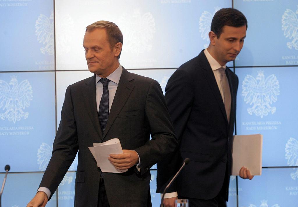 Donald Tusk prezydentem, Władysław Kosiniak Kamysz premierem? W mediach pojawiły się takie spekulacje