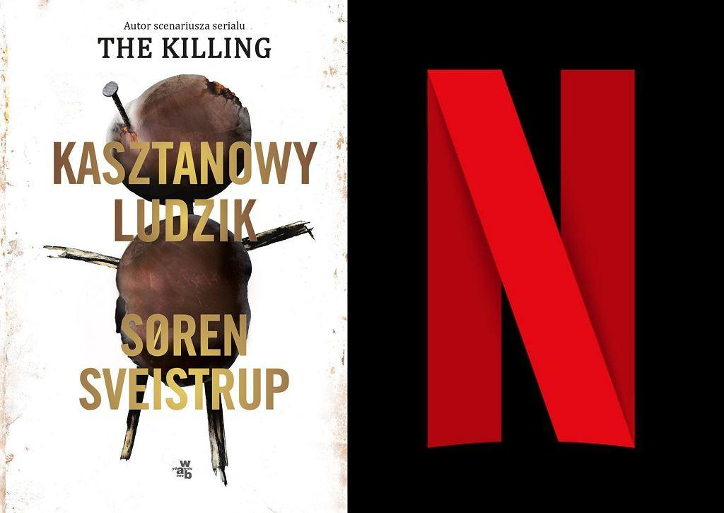 Netflix ekranizuje thriller 'Kasztanowy ludzik'