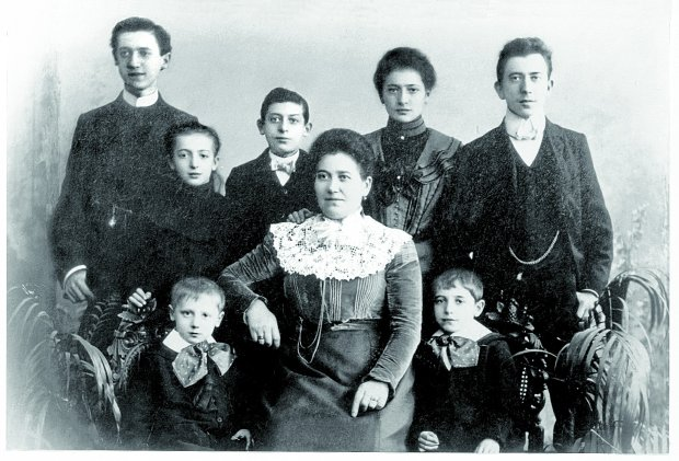 Rodzina Juliusa Fromma