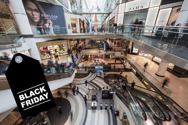 Black Friday 2018 - lista sklepów ze zniżkami