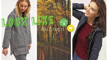 W co ubierać się jesienią - gotowe zestawy