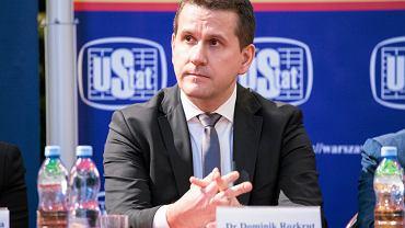 Szef GUS dr Dominik Rozkut