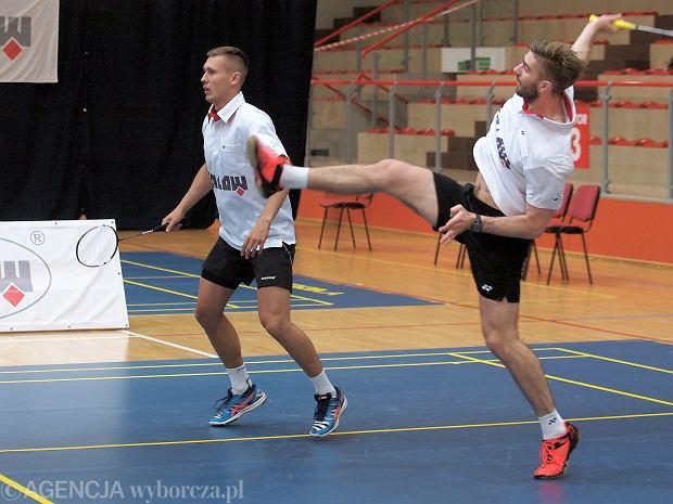 Badminton. Porażki w finałach