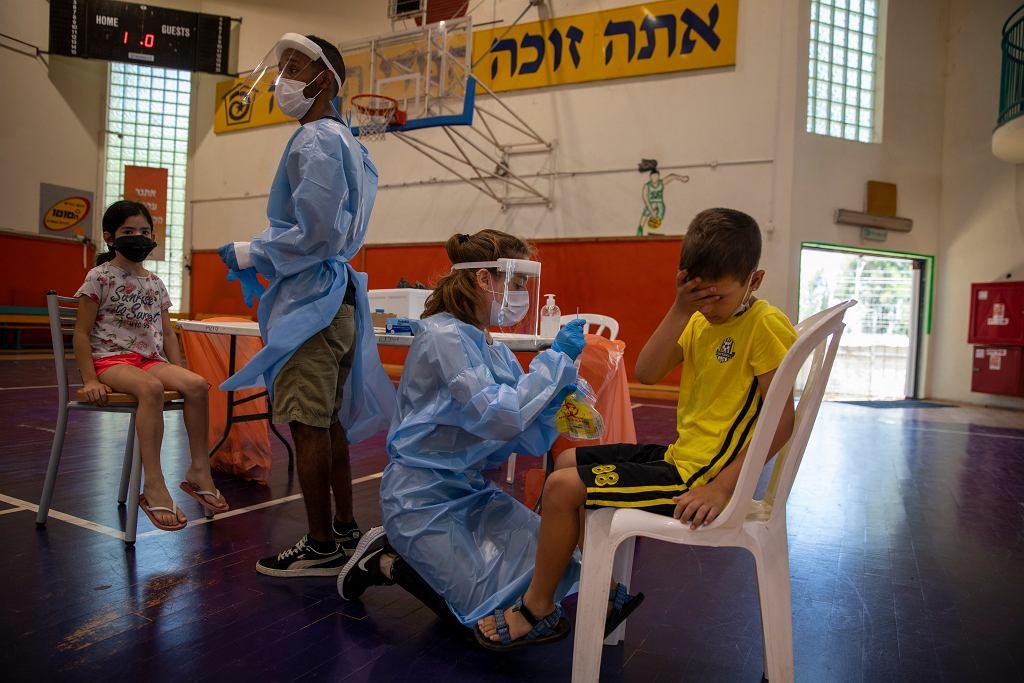 Izrael. Ponad 750 przypadków zakażenia Covid-19