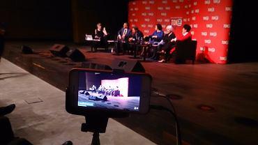 Debata radia TOK FM w Gdańsku