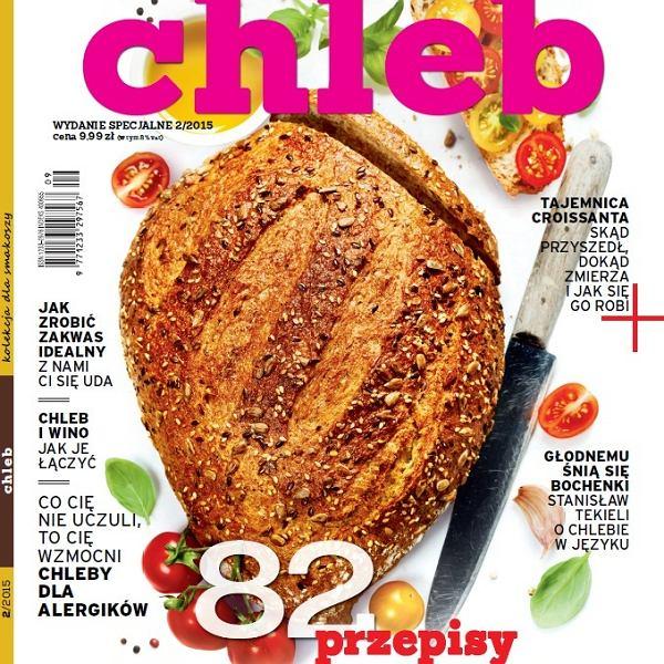 Chleb Specjalne Wydanie Miesięcznika Kuchnia
