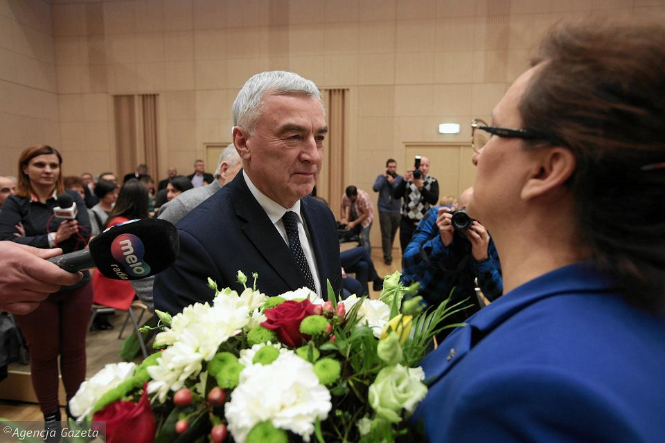 22 listopada 2018. Andrzej Bętkowski nowym marszałkiem województwa świętokrzyskiego