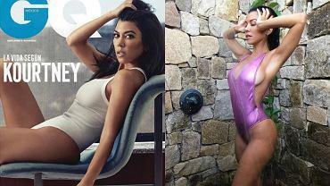 Tak odważnego zdjęcia Kourtney Kardashian nigdy nie opublikowała. Przesadziła?