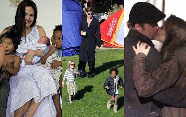 - Nigdy nie sądziłam, że będę miała dzieci. Nigdy nie sądziłam, że będę zakochana. Nigdy nie przypuszczałam nawet, że spotkam właściwą osobę - mówiła dwukrotnie rozwiedziona Angelina Jolie w rozmowie z
