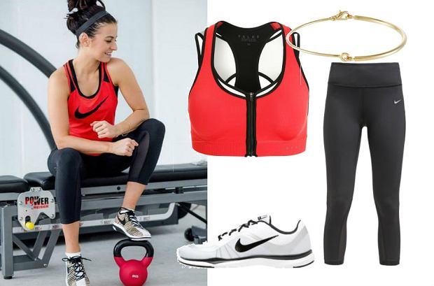 Jak na siłownię ubierają się gwiazdy fitness?