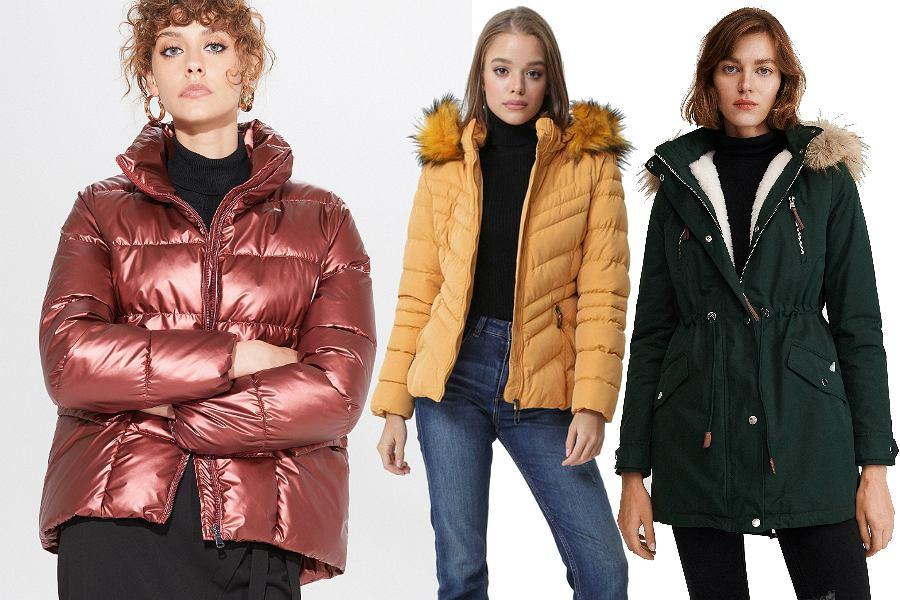 Jesień 2019 kurtki damskie